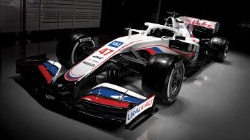 El nuevo Haas