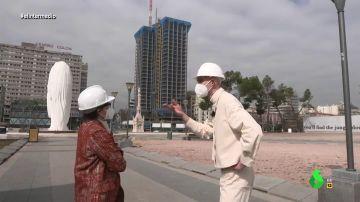 """El cambio de la torre de Colón: así se convertirá """"uno de los edificios más feos de España"""" en un """"rascacielos sueco"""""""