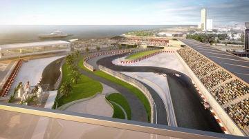 El GP de Arabia Saudí se correrá en el circuito urbano de Yeda