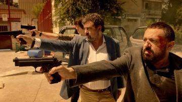 Primeras imágenes de la nueva temporada de 'Los Hombres de Paco'