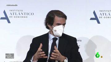 Vídeo manipulado: El discurso de Aznar al ritmo del 'Chiki Chiki' de Rodolfo Chikilicuatre