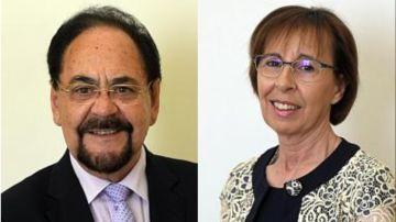 Ángel Guerra y Carmen Miravalles   Diputación de Burgos