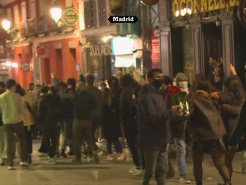 Franceses en Madrid