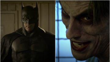 Fotogramas de la película 'Batman: Dying is easy', hecha por fans