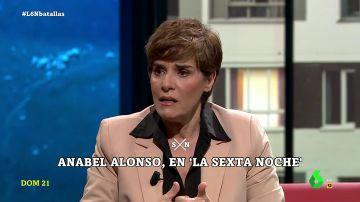 Anabel Alonso en laSexta Noche