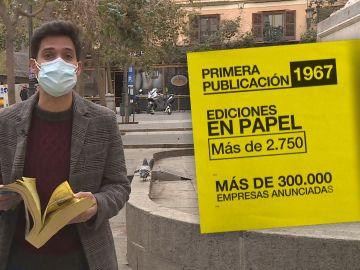 Fran López Galán y las páginas amarillas