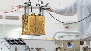 Así es MOXIE, el aparato que comprobará si podemos vivir en Marte