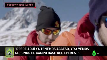La hazaña de tres jóvenes discapacitados que han subido al campo base del Everest