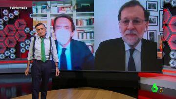 """Wyoming carga contra la """"anestesia social y mediática"""" al ver a Rajoy y Aznar compareciendo: """"No nos acostumbremos a lo excepcional"""""""