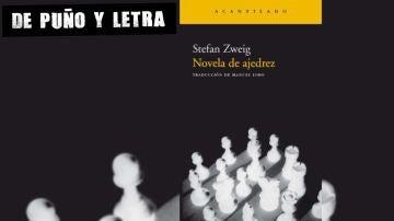 Novela de ajedrez, de Stefan Zweig