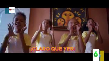 """""""¡Claro que yes!"""": el 'hitazo' de cuatro niñas dominicanas que ya ha fichado hasta Netflix"""