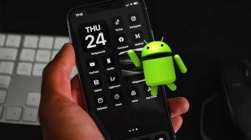 Convierte tu Android en un IPhone