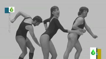 """El """"doloroso"""" momento en el que Dani Mateo y Miki Nadal se enfundaron en un bañador para bailar con Pilar Rubio al ritmo de Beyoncé"""