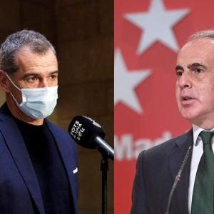 Toni Cantó y Enrique Ruiz Escudero