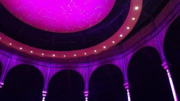 Nueva iluminación en el Teatro Circo