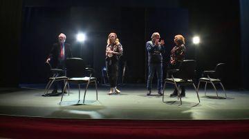 """José Luis Gil, Neus Asensi, Elisa Matilla y Manuel Galiana celebran con laSexta el Día Mundial del Teatro: """"Es algo vivo, irrepetible"""""""