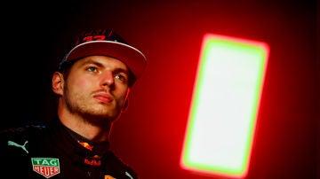 Max Verstappen, piloto de Red Bull