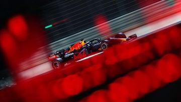 Max Verstappen GP Bahrein Quali