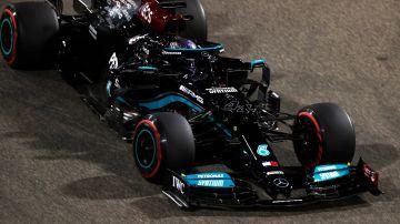 Lewis Hamilton Bahrein 2021 Victoria