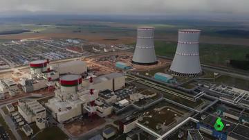 Imagen de una central nuclear