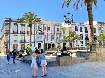 Plaza de Santa Ana, Las Palmas de Gran Canaria