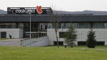 Sede central de la compañía de telecomunicaciones Euskaltel, en el parque tecnológico de Zamudio, en Bizkaia