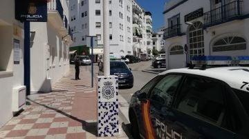 Imagen de archivo de una comisaría de la Policía Nacional en Málaga