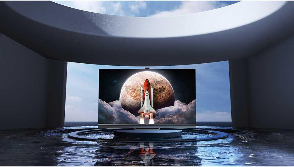 TCL presenta nuevos televisores y dispositivos para el hogar conectado