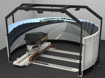 Dynamic Driving Simulator