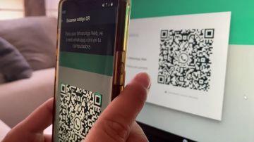Así puedes abrir WhatsApp Web sin usar el código QR