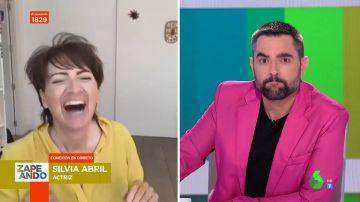 """La escatológica confesión de Silvia Abril sobre lo que provoca en ella Andreu Buenafuente: """"Hostia, es que me cago"""""""