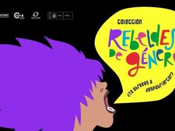 Portada de la colección 'Rebeldes de Género' que ha generado polémica en Getafe