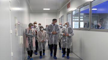 """Pedro Sánchez: """"Este año podremos asegurar la vacunación de todos los compatriotas"""""""
