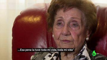 """Maricuela (102 años) relata entre lágrimas cómo fue asesinado su hermano durante la Revolución de Asturias: """"No se olvida nunca un crimen así, pobrín"""""""