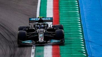 Valtteri Bottas ha sido el más rápido del viernes