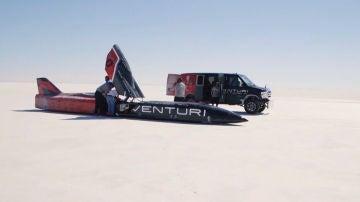 Récord de los vehículos más rápidos del mundo
