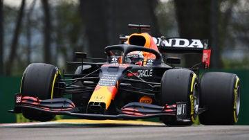 Max Verstappen Imola 2021 Victoria