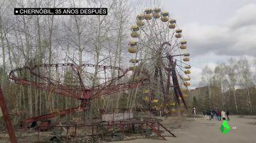 Viaje a Chernóbil 35 años después de la catástrofe: sí, la central nuclear sigue siendo el motor económico