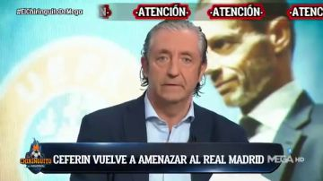 """Pedrerol: """"Al Barça femenino le han tangado dos penaltis ante el PSG... lo que le espera al Real Madrid ante el Chelsea"""""""