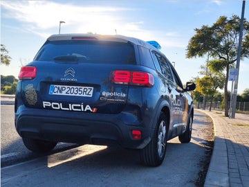 foto archivo policia nacional