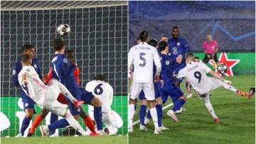 'Delicatessen' de Benzema frente al Chelsea