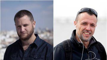 laSexta Noticias 20:00 (27-04-21) Los periodistas españoles David Beriain y Roberto Fraile, asesinados en Burkina Faso
