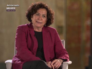 """La dura crítica de Pilar Aranda a la desigualdad en la universidad: """"Nadie debe dejar de estudiar por motivos económicos; es un fracaso de la sociedad"""""""