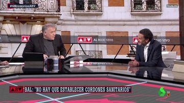 Edmundo Bal en Al Rojo Vivo