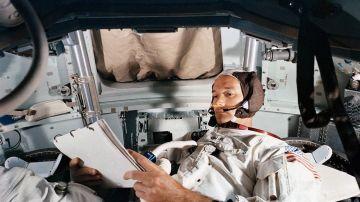 Muere a los 90 años el astronauta Michael Collins