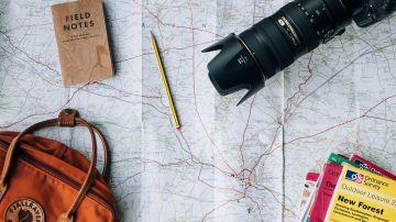 Preparando un viaje
