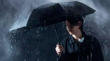 Tendrás que cargar el paraguas antes de salir de casa