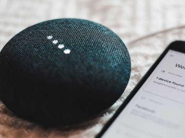 Disfruta del sonido estéreo con Google Home