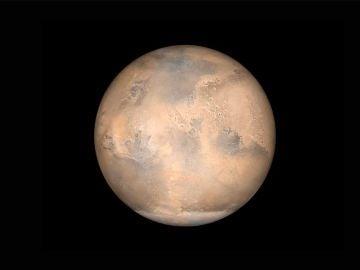 Descubre Marte a través de esta herramienta online