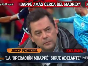"""Roncero, ilusionado con Mbappé: """"Viene al Madrid a ser el nuevo Cristiano Ronaldo"""""""
